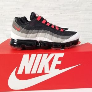 New Air Vapormax 95 Hot Red Sneakers